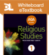 AQA A-level R.E. Studies Year 1: Including AS Whiteboard  [S]..[1 year subscription]